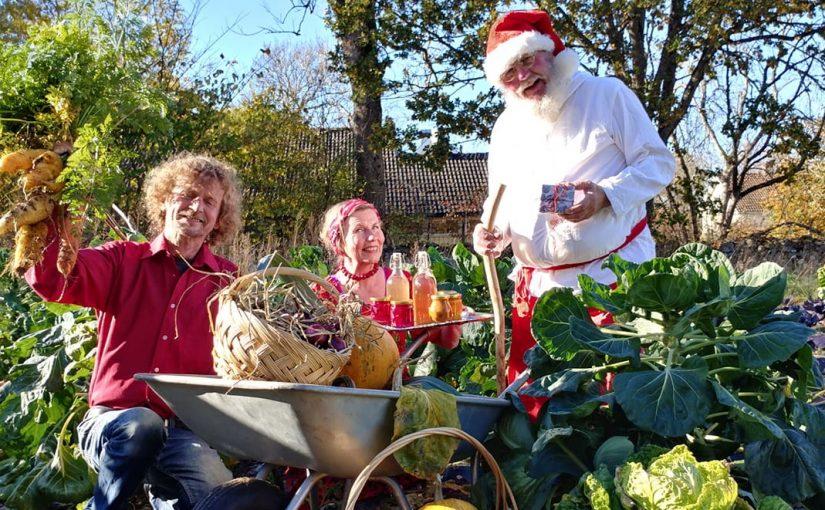 Fjorgyn serverar veganskt och vegetariskt julbord på Klockaregården